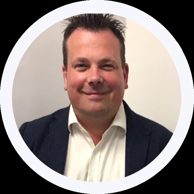 Dr Mark McComiskey Profile Image